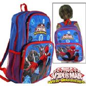 12 Units of SPIDERMAN CARGO BACKPACKS.