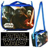 24 Units of STAR WARS KYLO REN LUNCH BOXES. - Cooler & Lunch Bags