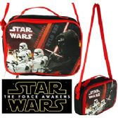 24 Units of STAR WARS STORM TROOPERS LUNCH BOXES - Cooler & Lunch Bags