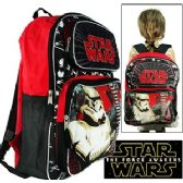 16 Units of STAR WARS CARGO BACKPACKS