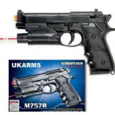 24 Units of AIRSOFT GUN W/LASER. - Toy Weapons