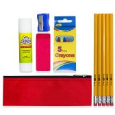 48 Units of BASIC SCHOOL SUPPLY KIT - School Supply Kits