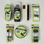 Shoe Care 87pc Floor Display Polish/brush/sponge/3ast Laces