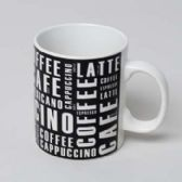 12 Units of Coffee Mug 15oz Ceramic Coffee Sayings - Coffee Mugs