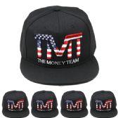 24 Units of TMT SNAPBACK BASEBALL CAP - Baseball Caps & Snap Backs