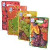 36 Units of Cutting Board 14.5in by 9in Fruit Design - Cutting Boards