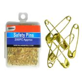 288 Units of Safety Pins - SAFETY PINS