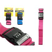 144 Units of Luggage Strap With Combination Lock - Travel
