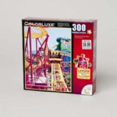 18 Units of Puzzle 300pc Roller Coaster Ride Colorluxe Boxed *9.99* - PUZZLES