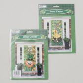 96 Units of Door Cover St Patricks 30x60in 2asst Prints Leprechaun/bucket St Pat Polybag Insert - ST. PATRICK