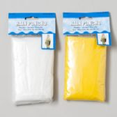 48 Units of Rain Poncho 32x37in Single Pc 9pc Clear/3pc Yellow