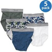 40 Units of FRUIT OF THE LOOM BOY'S 5 PACK FASHION BRIEFS - Boys Underwear