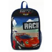 "24 Units of TOON STUDIO BACKPACKS IN RACER PRO TUNER CAR DESIGN - Backpacks 15"" or Less"