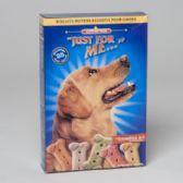 12 Units of Dog Treats Just For Me 12 Oz Bi-lingual Label - PET ACCESSORIES