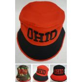 12 Units of Bucket Hat [OHIO] - Bucket Hats