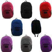 "24 Units of NORTHERN SPORT 19 INCH BACKPACK ASSORTED COLORS - Backpacks 18"" or Larger"