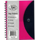 "48 Units of Snap Note Book - 4.5"" x 6"" - Notebooks"