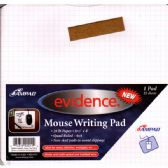 "48 Units of AMPAD ""Evidence Mouse & Graph Pad 25 sheets - Sketch, Tracing, Drawing & Doodle Pads"