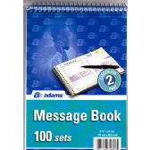 30 Units of Message book by adams - MEMO/NOTES/DRY ERASE