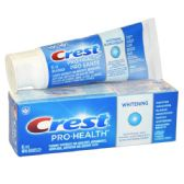 24 Units of Crest Toothpaste 85ml Pro Health Fresh Mint - Toothbrushes and Toothpaste