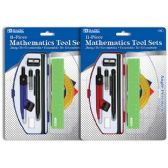 12 Units of Student Math Tool Sets - Classroom Learning Aids