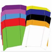 "24 Units of Project Board - Assorted Colors - 24"" x 36"" - Poster/Presentation/Foam Board"