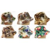 48 Units of Wholesale Assorted Print Summer Bucket Hats One Size Fits Mos - Bucket Hats