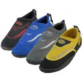 "36 Units of Boy's ""Wave"" Water Shoes - Unisex Footwear"