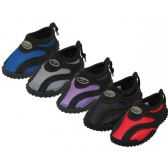 "36 Units of Toddler's ""Wave"" Water Shoes - Unisex Footwear"