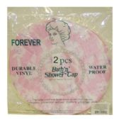 240 Units of 2PC SHOWER CAP - Shower Caps