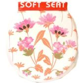 24 Units of Bathroom Soft Seat Cover - Toilet Seats