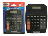 48 Units of Big Desktop Calculator, Black - Calculators