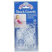 72 Units of 12 Piece Shock Guards - Baby Accessories