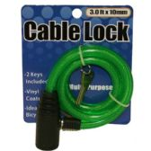 72 Units of Cable Lock