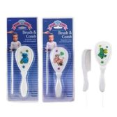 144 Units of Baby Brush & Comb Set - Baby Accessories
