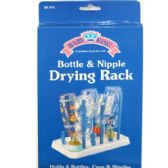 144 Units of Baby King Baby Botlte & Nipple Drying Rack - Baby Beauty& Care Items