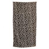 24 Units of Animal Print Beach Towel - Giraffe - Beach Towels