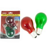 96 Units of Light Bulb Party 2pc 25w