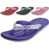 Wholesale 36 Units of Women's Sport Thong Sandals