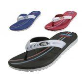 36 Units of Men's Easy Sport Men's Flip Flops