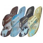 24 Units of Women's Flip Flop Sandals