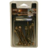 144 Units of 2.5IN HEX HEAD SELF TAPPING SCREWS - Tool Sets
