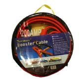24 Units of 200 AMP BOOSTER CABLE - AUTO BATTERY ACCESSORIES