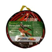 12 Units of 300 AMP BOOSTER CABLE - AUTO BATTERY ACCESSORIES