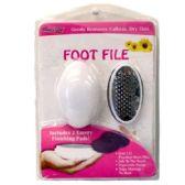 48 Units of FOOT FILE EGG SHAPE