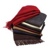 72 Units of Unisex Soft Assorted Colors Winter Scarf - Winter Scarves