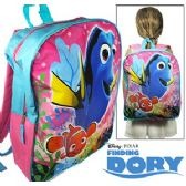 "16 Units of Disney's Finding Dory Backpacks - Backpacks 15"" or Less"