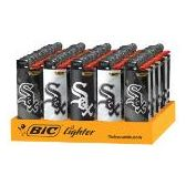 150 Units of Bic Cigarette LIghters White Sox - Lighters