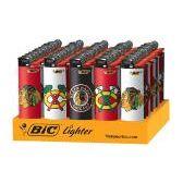 150 Units of Bic Cigarette LIghters Blackhawks