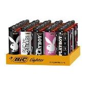 150 Units of Bic Cigarette LIghters Playboy - Lighters
